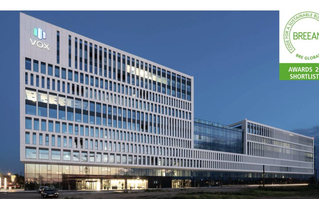 Kromberg & Schubert leased 2,000 sqm office space in Vox Technology Park